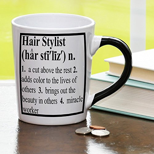 Tumbleweed Hair Stylist Definition 20 Ounce Coffee - Mug Hair