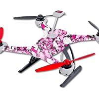 Skin For Blade 350 QX3 Drone – Butterflies | MightySkins Protective, Durable, and Unique Vinyl Decal wrap cover | Easy To Apply, Remove, and Change Styles | Made in the USA