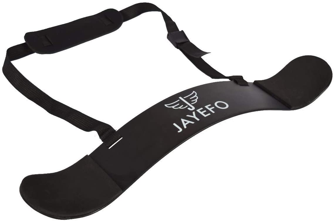 Jayefo ARM Blaster Black (Black) : Sports & Outdoors