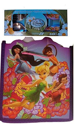 Disney Fairies Tinkerbell Flatware Set Spoon & Fork with BON