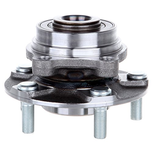 ECCPP Front Wheel Hub Bearing Assembly 5 Lugs w/ABS for 2003-2007 Infiniti Nissan Compatible with 513268