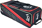 Kookaburra Pro 2000 Wheelie Bag, Black/Red