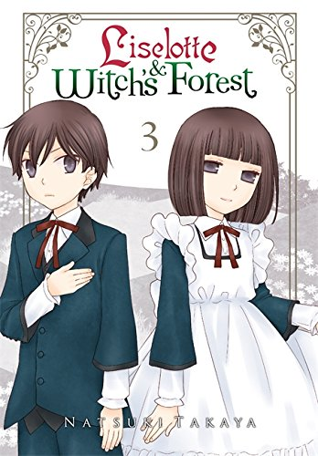 (Liselotte & Witch's Forest, Vol. 3 (Liselotte in Witch's Forest))