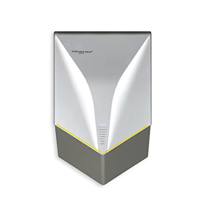 interhasa! Automatic Hand air Dryer, Hand Dryer, for Home or Commercial Bathrooms,