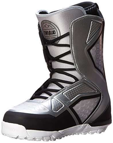 Men's UL 2 Snowboard Boot, Silver, 8.5 M US