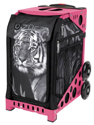 Zuca Sport Insert Bag Tiger with ZUCA Sport Frame (Hot Pink)