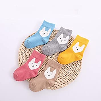 c23f2fc8244c XIU RONG Children S Socks Cotton Spring And Autumn 1-3-5-7-9-11 ...