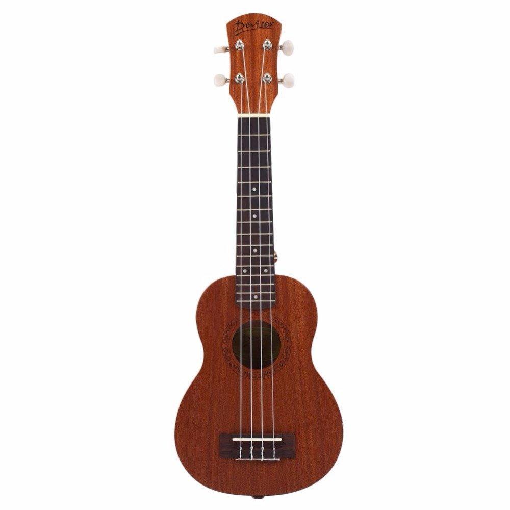 Wall of Dragon Professional Soprano Ukulele Hawaii Guitar rose Wood Ukulele Musical Instruments For Beginner Gift