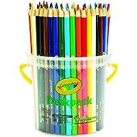 Coloured Pencil Deskpack, 48 Pk, Classroom, Teachers, School, Artist, Colouring