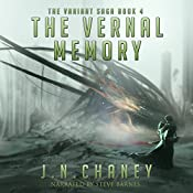 The Vernal Memory: The Variant Saga, Book 4 | JN Chaney