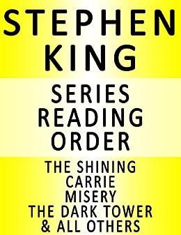 STEPHEN KING -- SERIES READING ORDER (SERIES LIST) - IN