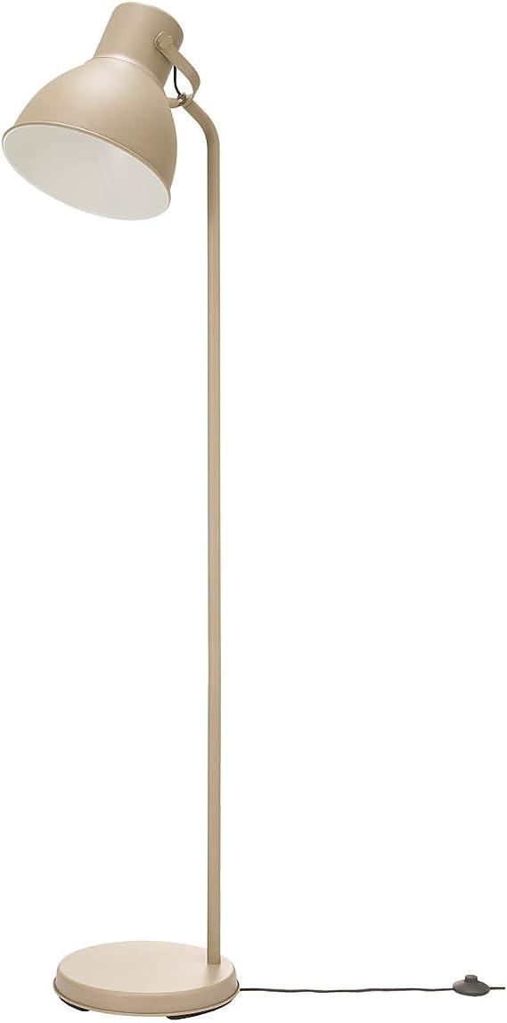 IKEA HEKTAR - Lámpara de pie, color beige, 181 cm de alto: Amazon ...