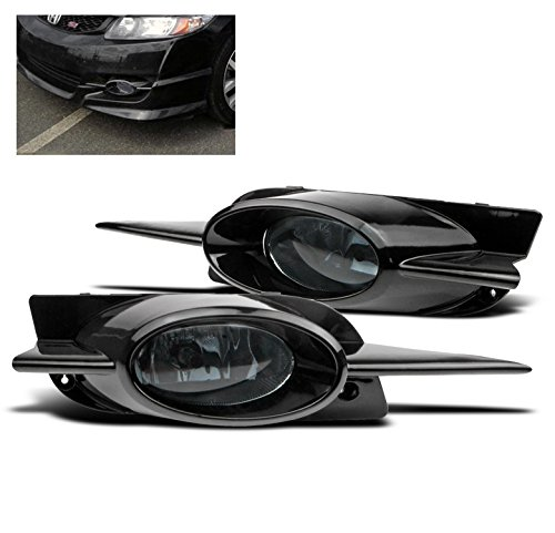 09 civic 2dr fog lights - 1