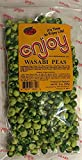 (Pack of 6) Enjoy Wasabi Peas 8 Ounce Bag