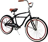 Cheap Columbia Tybee 24-Inch Men's Single-Speed Vintage Cruiser