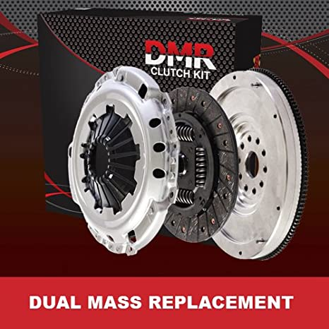 DMR6022 Replacement FlyWheel Clutch Kit(Solid Flywheel)