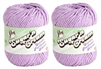 Sugar'N Cream Yarn - Scents-Lavender