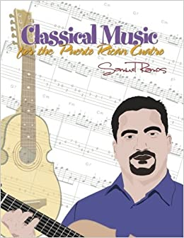 Book Classical Music for the Puerto Rican Cuatro: Samuel Ramos
