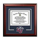 Campus Images NCAA Liberty University Spirit Diploma Frame