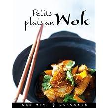 Petits plats au Wok (Les Mini Larousse - Cuisine) (French Edition)