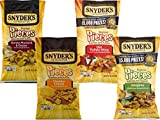 Snyder's of Hanover Flavored Pretzel Pieces Variety 4- Pack