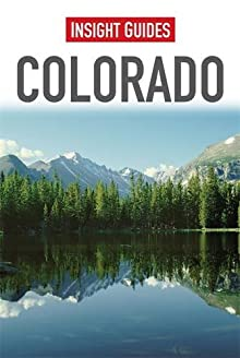 Book cover: Colorado by Insight Guides