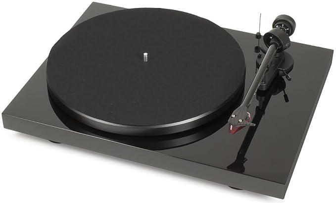 Pro-Ject Project dc om10 tocadiscos negro: Amazon.es: Electrónica