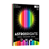 Astrobrights Colored Cardstock Paper