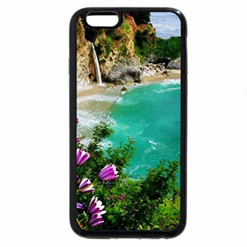 iPhone 6S / iPhone 6 Case (Black) Secluded Pool Surrounded by Beauty