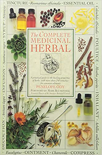 The Complete Medicinal Herbal: Ody, Penelope: 9781550134803: Amazon.com:  Books