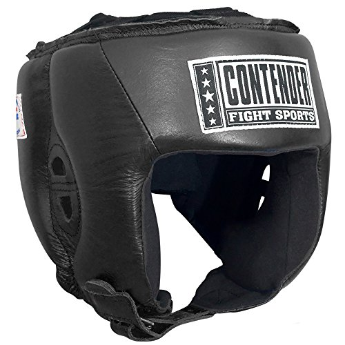 (Contender Fight Sports Competition Boxing Headgear Without Cheeks)