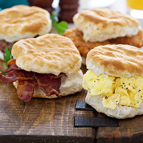 Low Karb - Keto Biscuits Mix - Low Carb Food - Easy to Bake - Perfect for Breakfast - Only 2g Net Carbs (Butter) (11.3 oz)