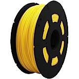 3D Drucker 1kg Filament Rolle PLA 1,75mm in Kanariengelb (B-Ware)