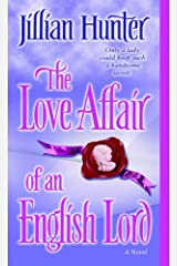 The Love Affair of an English Lord: A Novel (A Boscastle Affairs Novel Book 2) Kindle Edition