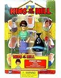 amazoncom king of the hill bill dauterive action figure