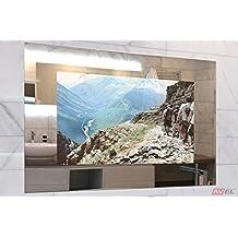"""32"""" Mirror TV For Living Room / Bathroom / Shower / Kitchen, AVEL AVS320FS"""