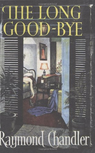 book cover of The Long Goodbye