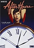 After Hours by Warner Home Video by Martin Scorsese