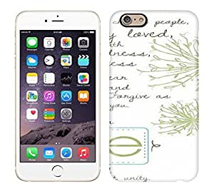 Awesome Case Cover/iphone 6 Defender Case Cover(Clothe Yourselves With Compassion, Kindness, Humility Gentleness And Patience)