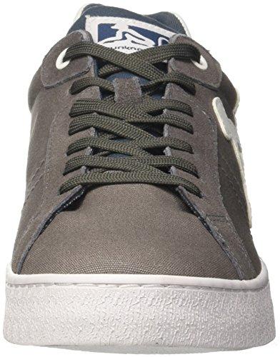 Uomo New DrunknMunky Sneaker Gray Classic England Grigio Blue OAqq46Zx
