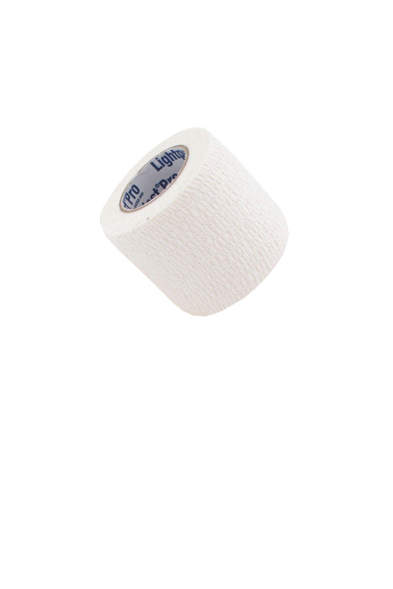 Lightplast Pro White Elastic Adhesive Stretch Bandage (2x7.5 yds. Roll) (by the Each)'''' by BSN-JOBST