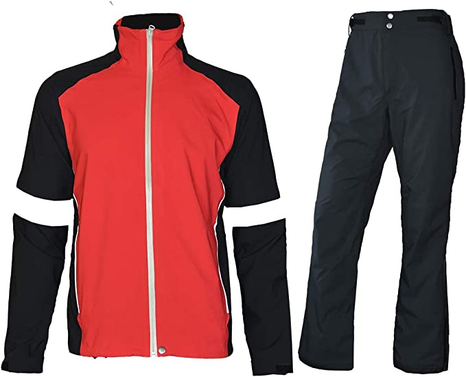 Amazon.com: Fit Space - Chaqueta y pantalones de golf ...