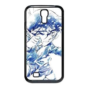 Detective Conan Samsung Galaxy S4 90 Cell Phone Case Black DIY Ornaments xxy002-3641361