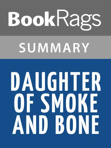 Summary & Study Guide Daughter of Smoke And Bone by Laini Taylor