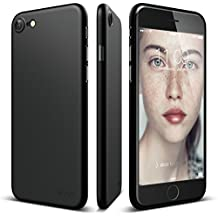elago iPhone 7 case [Origin][Black] - [Scratch Protection Only 0.38mm][For Minimalists][True Fit] – for iPhone 7 (Only)