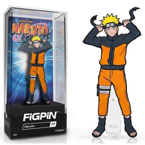 - FiGPiN Naruto Shippuden Naruto Enamel Pin