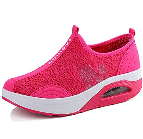 femme Solshine 6 pour Baskets Pink qAaEw