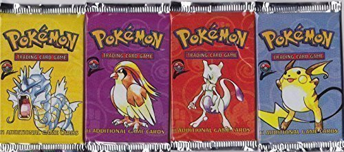 Pokémon Opened Base 2 Booster Packs (2 Packs)