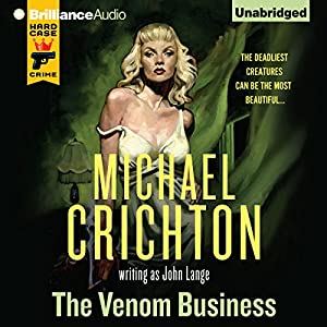 The Venom Business Hörbuch