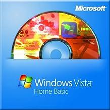 1pk Oem Win Vista Home Basic 64-Bit Dsp Oei DVD